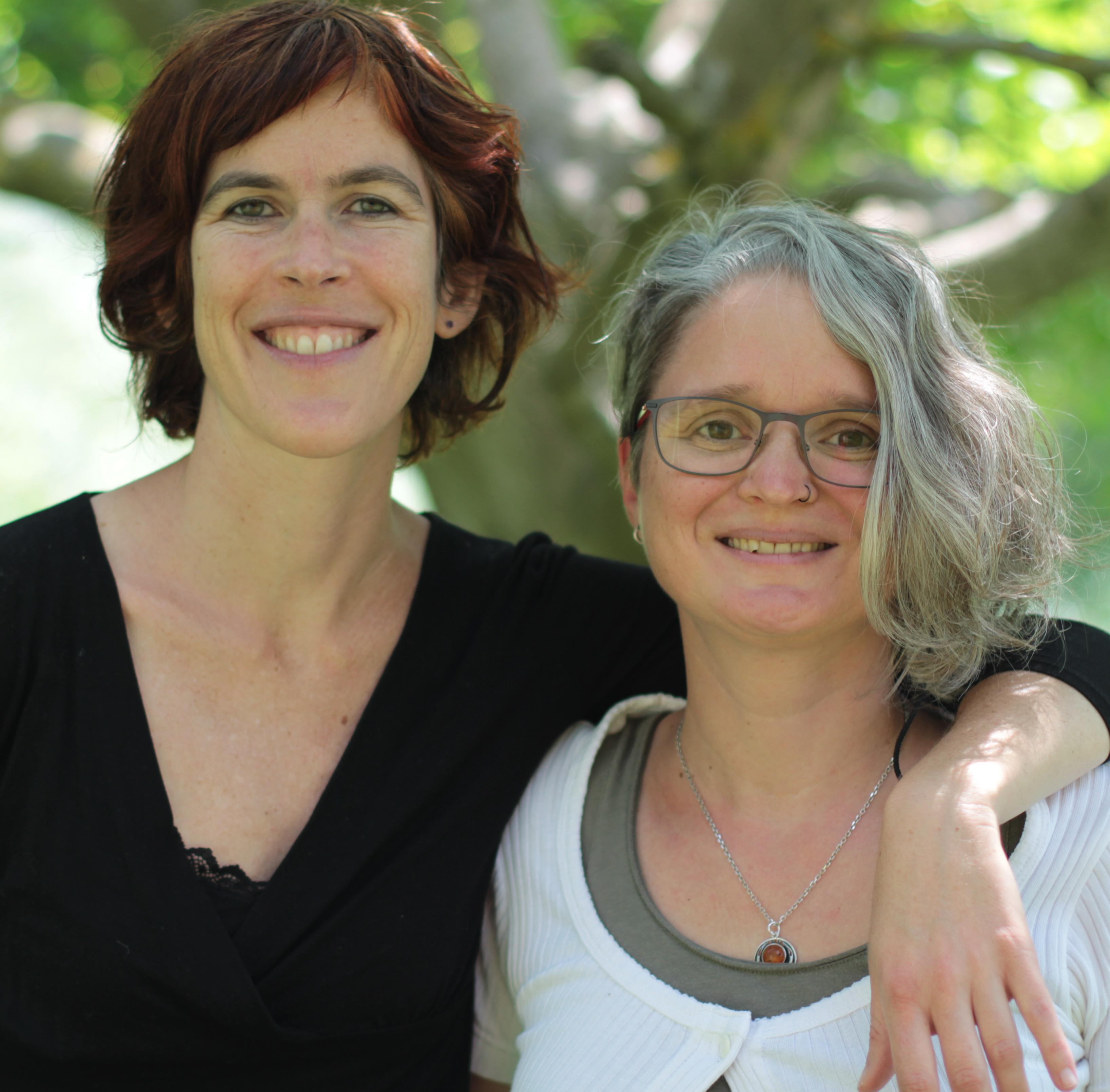 Cécile Calmail & Stéphanie Delion